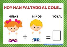 RECURSOS DE EDUCACIÓN INFANTIL: ¿ QUIÉN HA FALTADO? Number Writing Practice, Writing Numbers, 1st Day, Classroom Management, Winnie The Pooh, Children, Kids, Back To School, Book Art