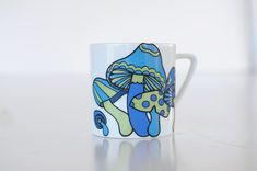 Hey, I found this really awesome Etsy listing at https://www.etsy.com/listing/508547949/psychedelic-warhol-1960s-ceramic