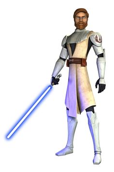 Image result for clone wars obi wan