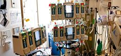 """Beep…beep…beep… about all the machines that go """"beep"""" in patient rooms in the hospital..."""