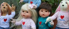 Sign Language Dolls