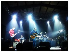 Wilco Concert Bologna
