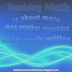 My mission is to make math about more than learning algorithms! How can you help your students make meaning of the math you need to teach? 5th Grade Math, Sixth Grade, Third Grade, Make Meaning, Math Coach, Can You Help, Book Study, Numeracy, Elementary Math