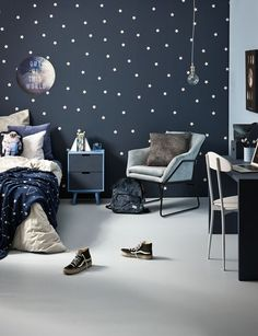 Rocket bedroom inspirations | Find more furniture designs out of this world for the perfect rocket themed bedroom. Go to CIRCU.NET or clique in the picture!