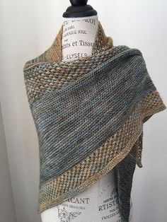 "Exordium means ""the beginning of anything."" So, I thought it was a fitting name for my first shawl pattern release."