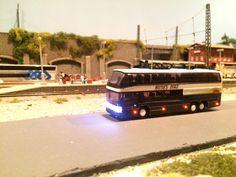 Bus Díaz Faller Car System