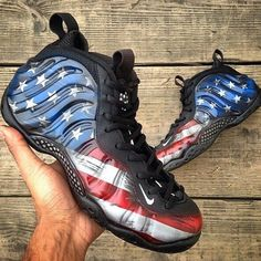 MA$VnEm — #Foamposite #Custom