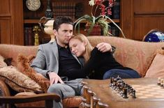 Days of Our Lives (DOOL) spoilers tease that Chad (Billy Flynn) will be feeling pretty low after all the drama with Abigail (Marci Miller). Who's The Daddy, Seasons 52, Chad And Abby, Police Jobs, Soap Opera Stars, Best Soap, Days Of Our Lives, View Photos, Favorite Tv Shows