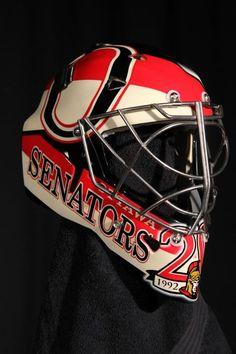 Craig Anderson's Heritage mask