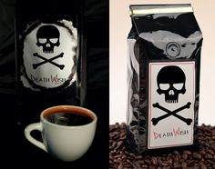 Death Wish Coffee. Touted as the world's strongest coffee in terms of caffeine, coffee lovers (such as ourselves) can't help but be intrigued by Death Wish. Caffeine content is roughly doubled versus regular store-bought coffee, giving these organic beans much sought-after properties for getting off your ass and into productivity mode (fun fact: half our posts are caffeine driven). We'll just leave it at this: drink responsibly.Get it at Amazon in either whole bean or ground forms.