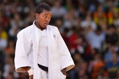 Audrey #Tcheuméo, médaillée de bronze en judo (-78 kg) - #JO2012
