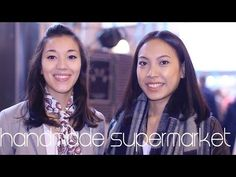 ▶ RUNDGANG handmade supermarket mit Morfashion - YouTube