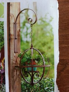Orb planter Ballard designs
