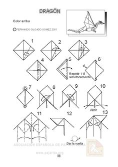 origami paper airplanes 4