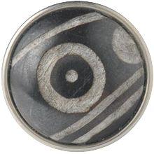 """one eyed dzi - Positive Spiritualität und Schutz. Hierfür steht der Dzi-Kral in Tibet. Dzi bedeutet wörtlich """"Strahlen, Helligkeit und Pracht""""."""