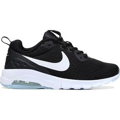 Nike Women's Air Max Motion LW Sneaker at Famous Footwear Ankle Sneakers, Casual Sneakers, Leather Sneakers, Sneakers Nike, Fashion Boots, Sneakers Fashion, Fasion, Women's Fashion, Fashion Outfits