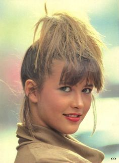 Résultat d'images pour sophie marceau young Hollywood Icons, Hollywood Stars, Classic Hollywood, Sophie Marceau Photos, 80s Actresses, Young Celebrities, Bond Girls, Leighton Meester, French Actress