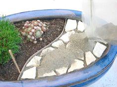 Mini Garden Patio Project Step 6