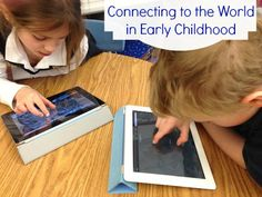 Global Education in Early Childhood.  Tips for how to incorporate global learning into lessons for the  youngest students.