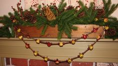 Folded Gingham: Christmas Decor part 1....