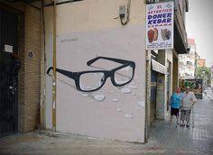 Wikileaks (Valencia, Spain) by escif, http://www.flickr.com/photos/escif