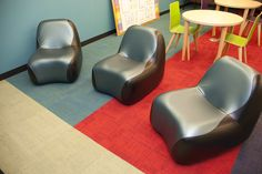 LFI Installation of Teen and Children's Lounge Seating