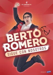 Berto Romero sigue con nosotros…