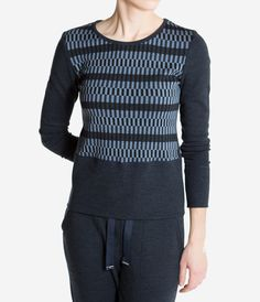 The Sivle cardigan pattern is mid-century version of plaid, which takes a more experimental step towards the 60's. This slim-fitted top has a high waisted silhouette inspired by ski wear from the period. // Find it in our webshop mallofnorway.com/ Ski Wear, Cardigan Pattern, Period, Take That, Mid Century, Silhouette, Slim, Inspired, Fitness