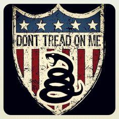 Patriotic tattoo