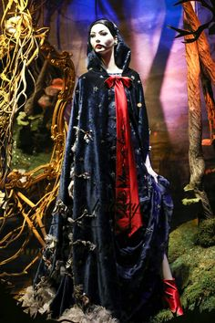 "Saks Fifth Avenue's 2017 ""Once Upon a Holiday"" Windows 