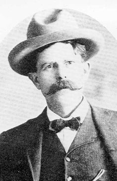 Joe LeFors! Western Lawman. Born Joseph S. LeFors in Paris, Texas, he began his career in law enforcement in 1887, as a Wyoming Livestock Inspector recovering rustled cattle. In 1899, he was appointed a Deputy US Marshal and led a posse to capture Butch Cassidy's gang for train robberies in the territory. He is perhaps most noted for gaining a confession from Tom Horn whom was the primary suspect in the murder of Willie Nickell during the Iron Mountain Montana, range wars of 1902.