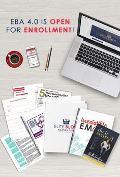 🤩5 DAYS Only: March 2nd - 6th. EBA Enrollment is just ONCE Per Year. Don't miss this chance to get started! Take Money, How To Make Money, Ruth Soukup, Business Checks, Best Investments, Make It Work, Make Money Online, Online Business, Success
