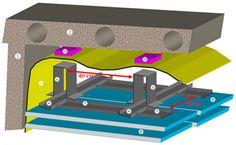 Картинки по запросу шумоизоляция гипсокартонных потолков