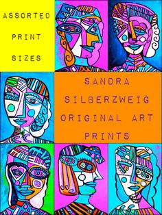 SILBERZWEIG ORIGINAL Art PRINT >< 8 x 10 inches  You - Pick - Your - Print > Any Image, Larger Assorted Sizes Avalible, Needlepoint & Aceo's