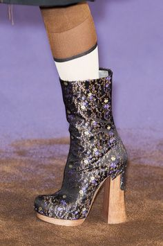 The Best Shoes, Bags, and Baubles on the 2015 Runways -- Prada Spring 2015