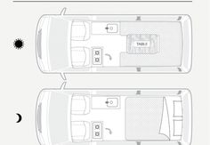 Toyota Hiace | Frontline Camper Conversions Pty Ltd