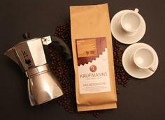 250g Kaffee: Espresso Nero von KAUFMANNS Kaffeerösterei auf DaWanda.com