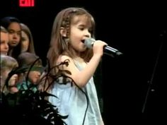 This is my favorite video of christian music for this is the word of God through this girl in music. :)