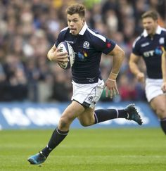Huw Jones , oh this young lad can fly keep eye on him Rugby League, Rugby Players, Scottish Rugby, Young Lad, Rugby World Cup, Sport Motivation, Scotland, Rest, England