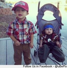 """Oh my, this is too cute! -- """"Forrest and Dan: The Early Years"""""""