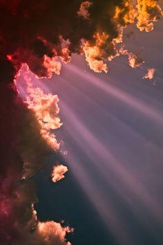 cloudscape sunset by (Rudolf Getel)