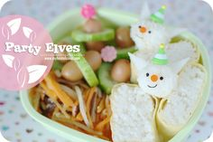Party Elves Bento | Flickr - Photo Sharing!