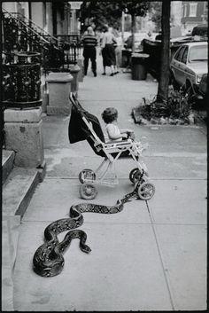 Greenwich Village, New York, 1985