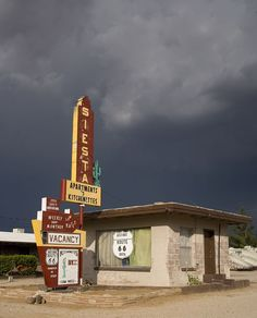 The Charming, Forgotten Remains of Route 66 - Mark Byrnes - The Atlantic Cities Siesta Motel