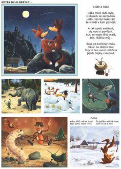 Josef Pospíchal, autor, výtvarník a ilustrátor, cartoonist | UKÁZKY Z ARCHIVU PRO DĚTI