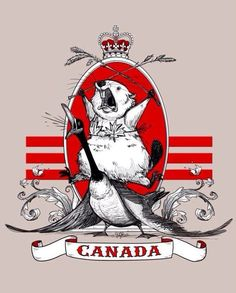 The New Canadian Flag