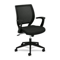 basyx by HON HVL521 Mesh Back Work Chair for Office or Computer Desk - http://www.furniturendecor.com/basyx-by-hon-hvl521-mesh-back-work-chair-for/