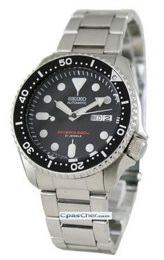 Seiko SKX007 divers watch
