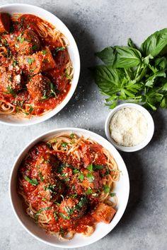 Classic Spaghetti wi