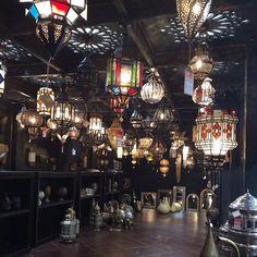 Moroccan Bazaar London amazing lanterns absolutely inspiring! #moroccanbazaaruk#london#lanturns#accessories#interior#decor#moroccantheme#design#inspiring#amirasinteriordesign#london